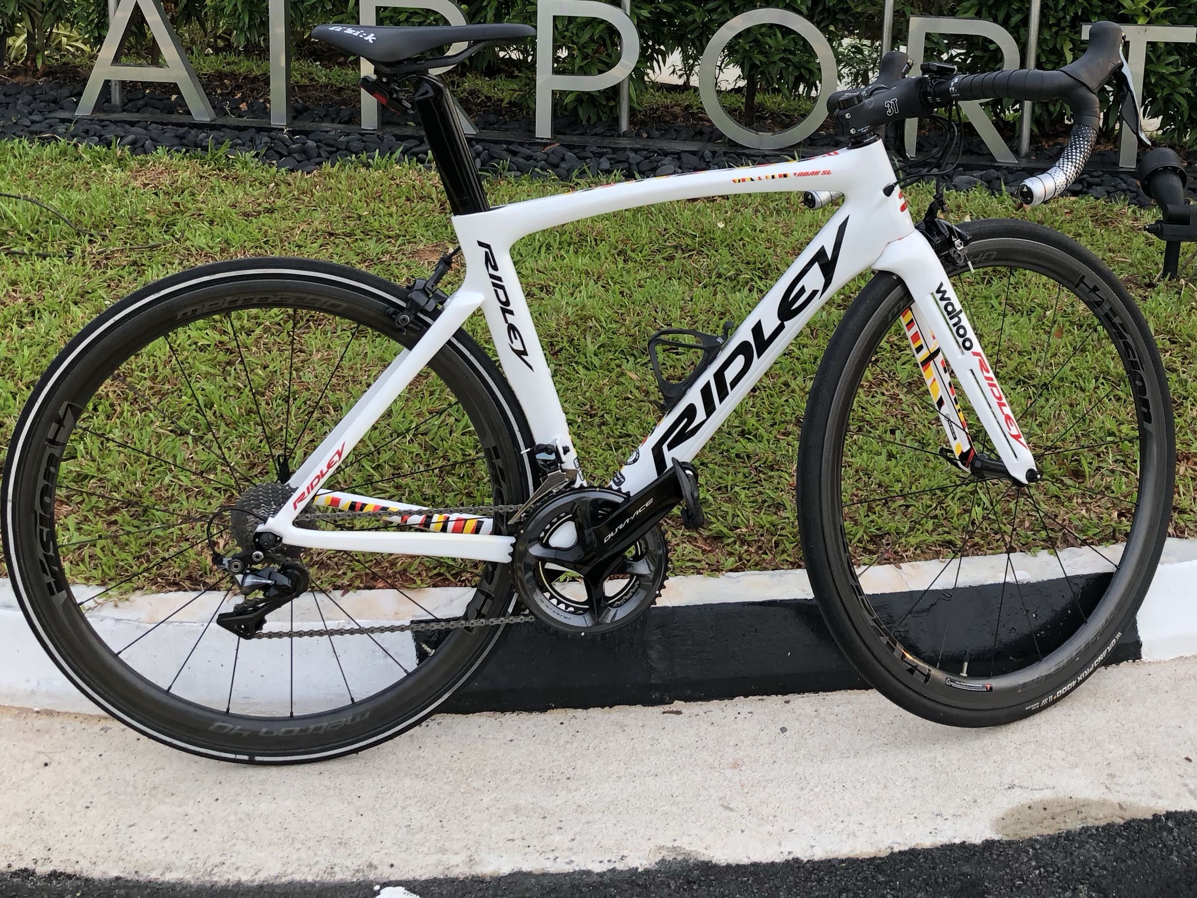bc8548d1be6 Ridley Noah SL, Bicycles & PMDs, Bicycles, Road Bikes on Carousell