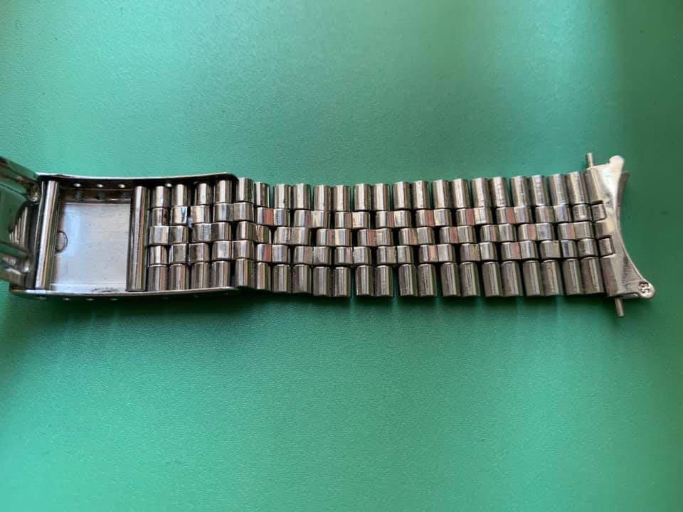 Rolex 6251H Jubilee 20mm 1967