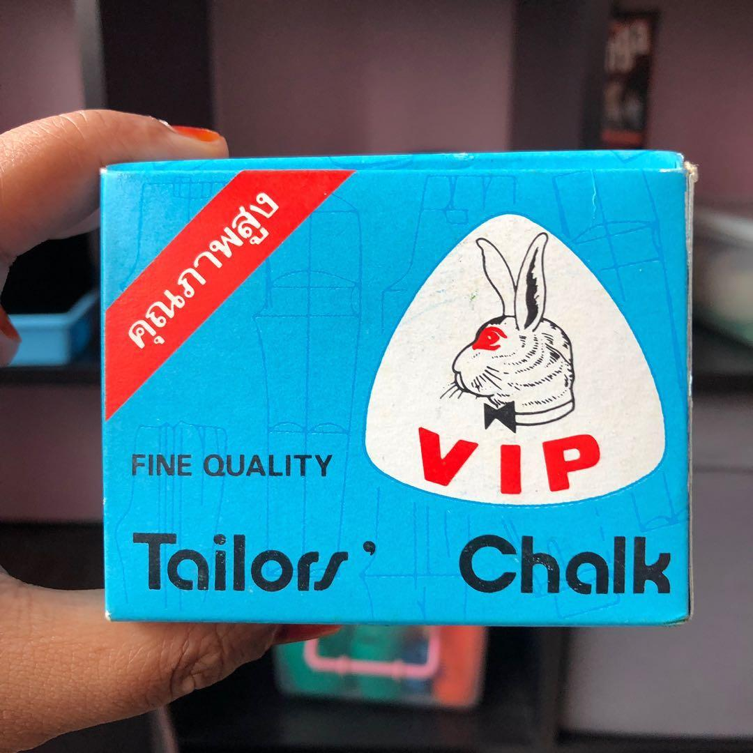Rotary Cutter & Tailor's Chalk