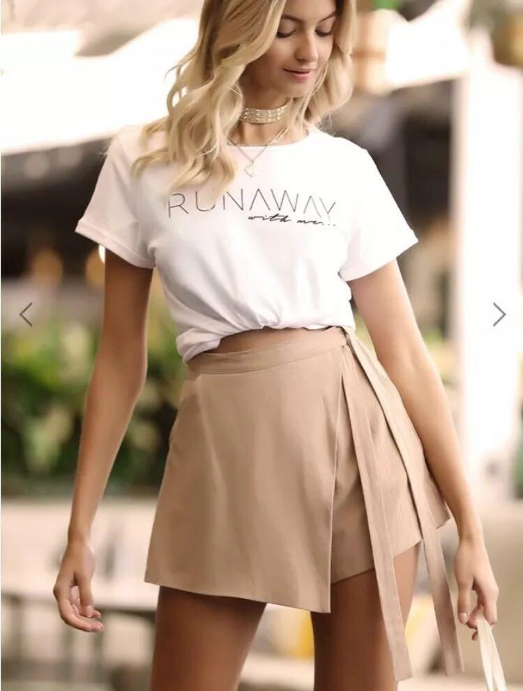 Runaway The Label Chicago Shorts