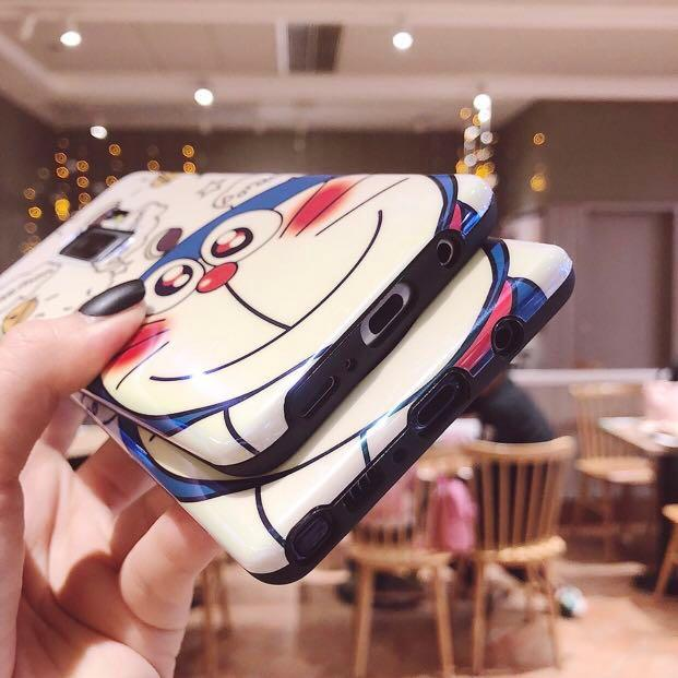 SAMSUNG CASINGS: DORAEMON BLUE RAY CASE