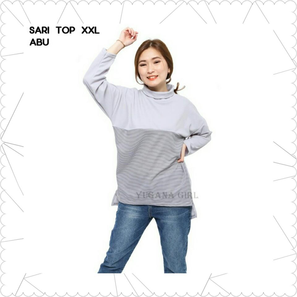 Sari Blouse Top Oversize Jumbo