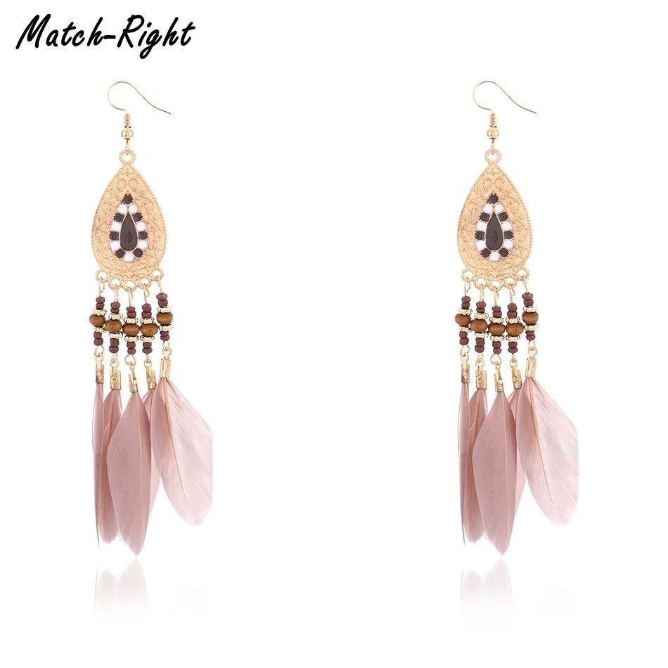 Tassel Earring Bohemian Earring