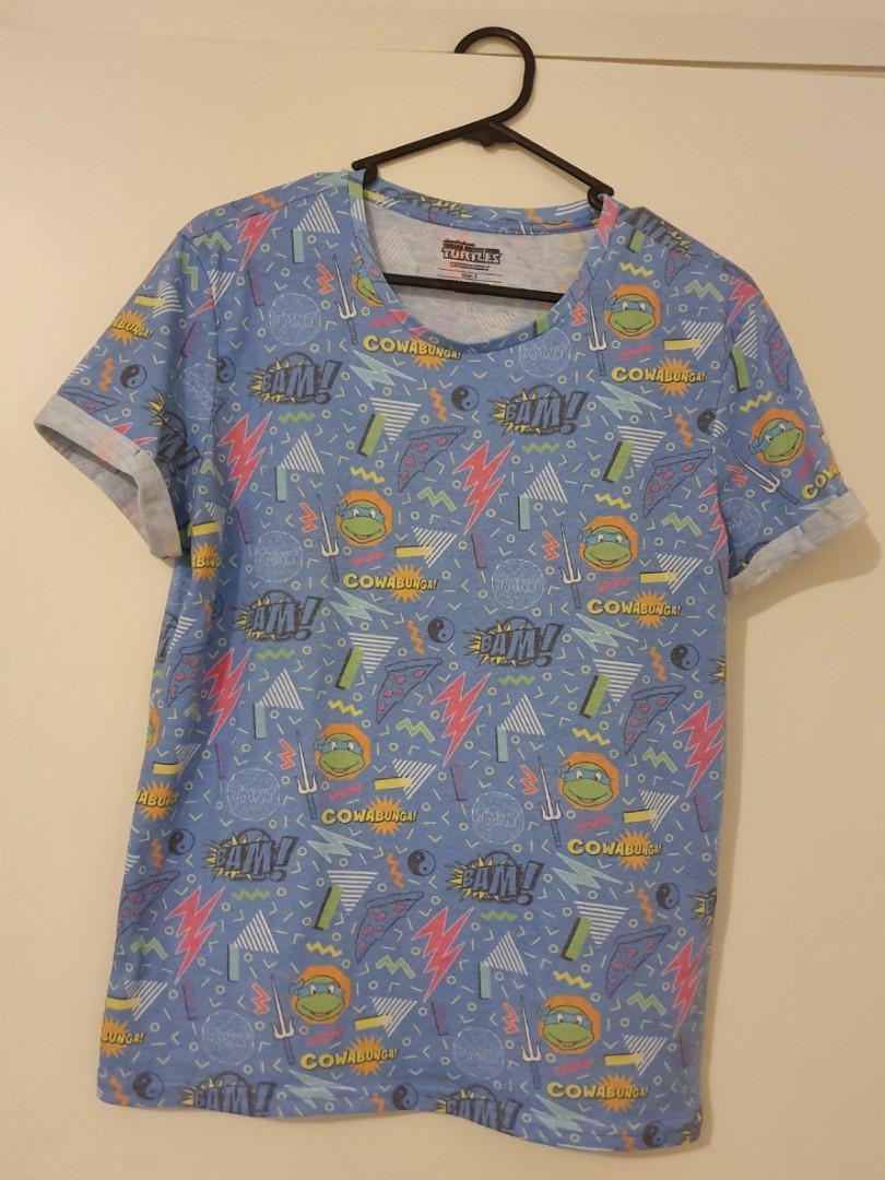 Teenage Mutant Ninja Turtles unisex t-shirt - Small