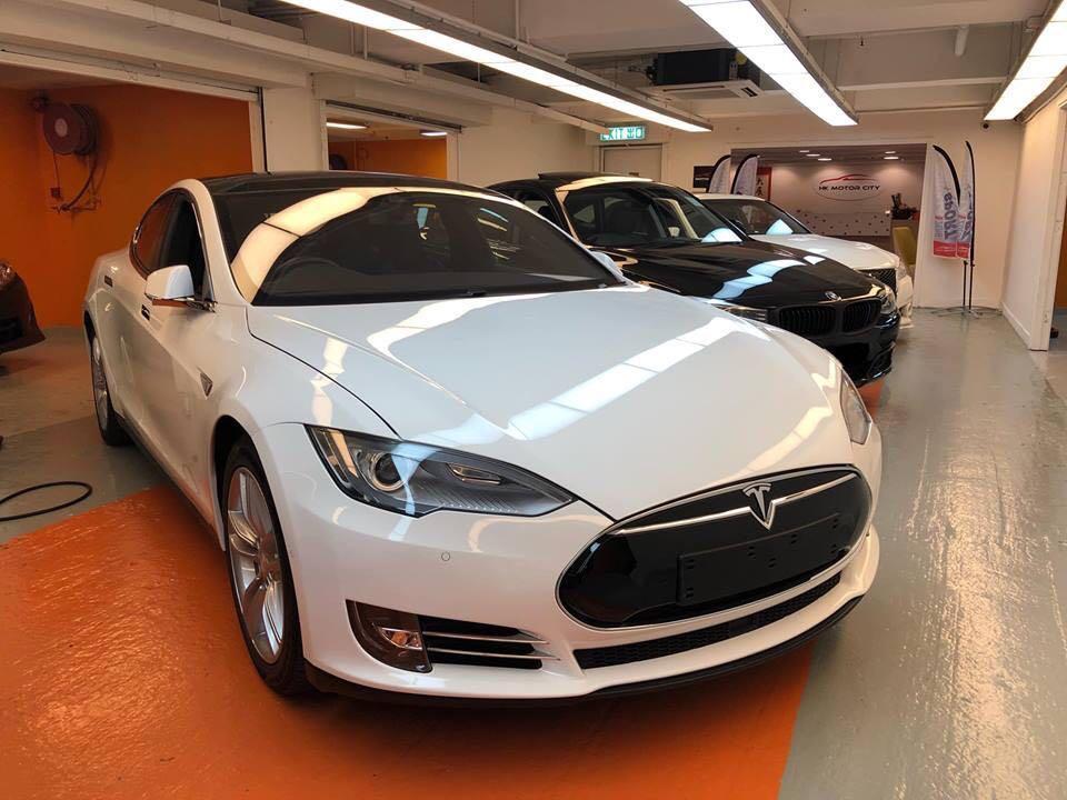 Tesla Model S70 S70D