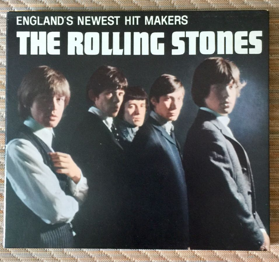 THE ROLLING STONES, THE ROLLING STONES, HYBRID SACD
