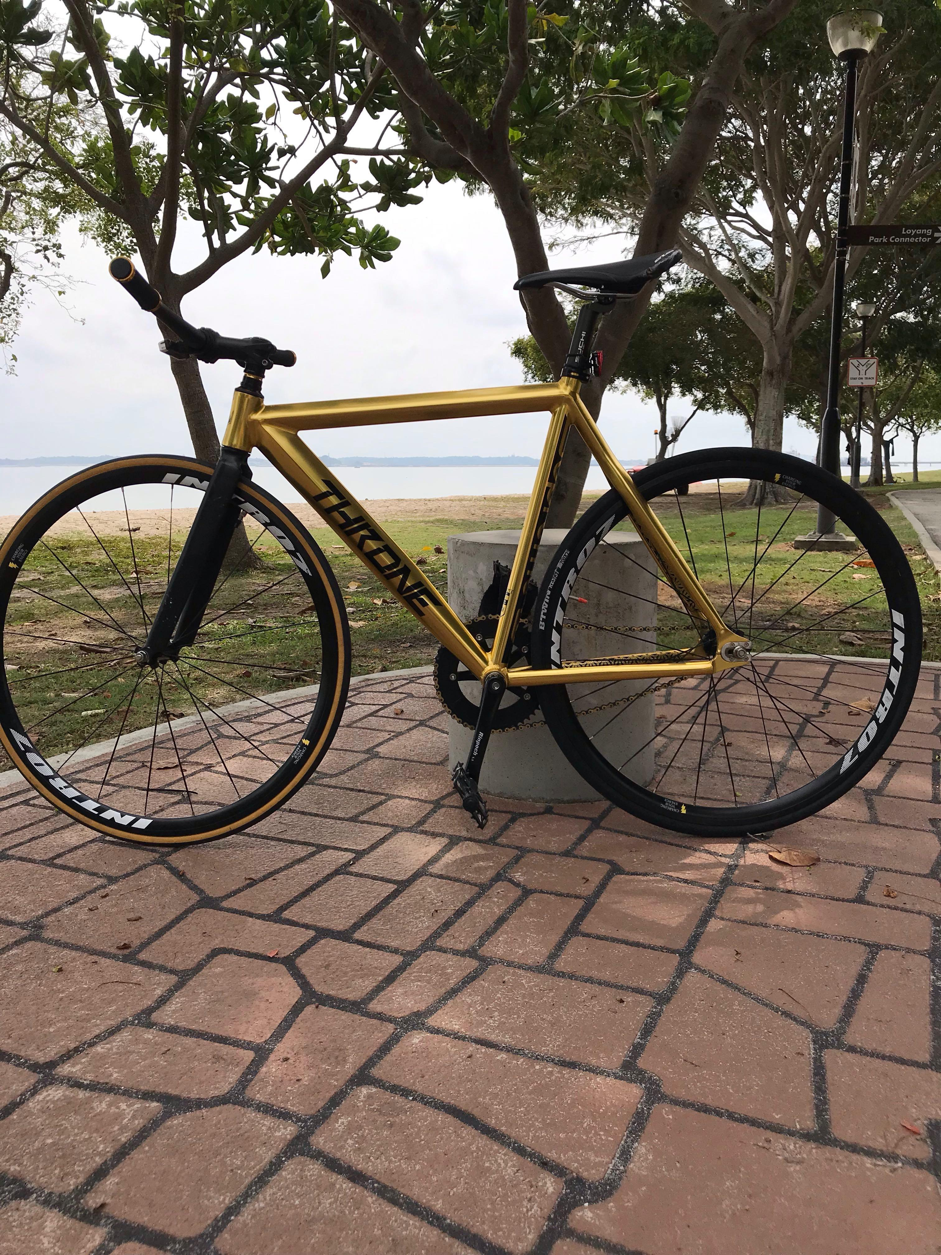 Throne Supreme Lo, Bicycles & PMDs, Bicycles, Fixies On Carousell