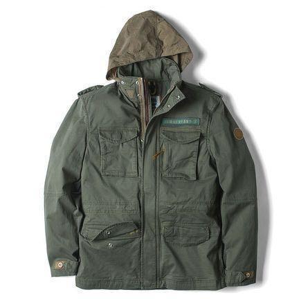 Timberland M65 Jacket 軍外套