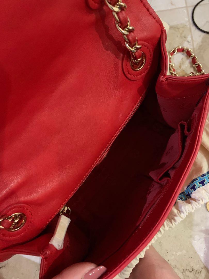 Tory burch flemming bag