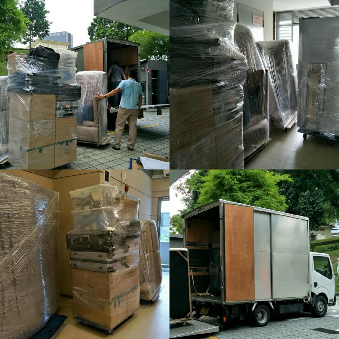 Transportation Lorry mover service call Hp: 92385843 JohnsionMover