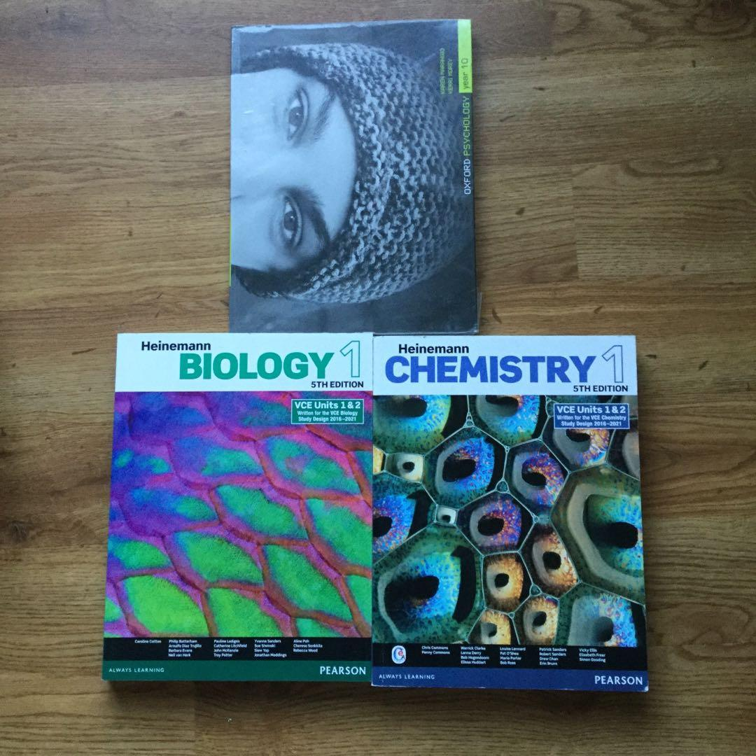 WTS VCE TEXTBOOKS AND GUIDES