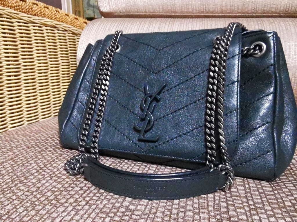 a1a0f3b1d5a YSL saint laurent nolita small bag in vintage leather, Luxury, Bags ...