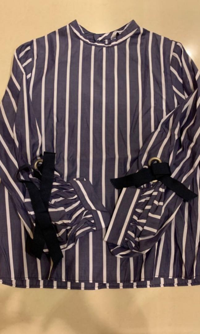 Zara stripe