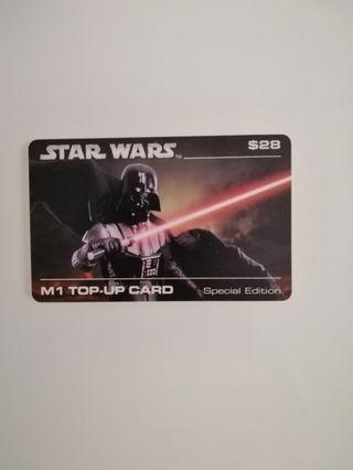 M1 Top-up Card