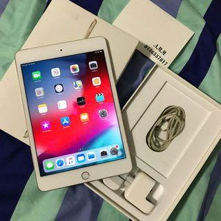 IPAD MINI 4 64GB GOLD FULLSET(WIFI)