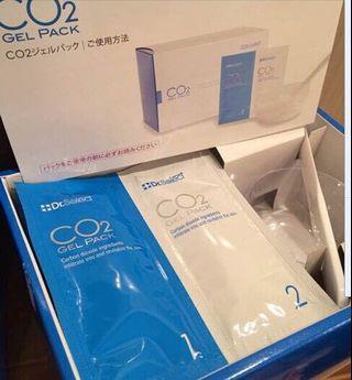 日本 Dr Select Co2 Gel Mask 日本胎盤素炭酸注氧面膜