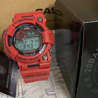 G-Shock Frogman Red