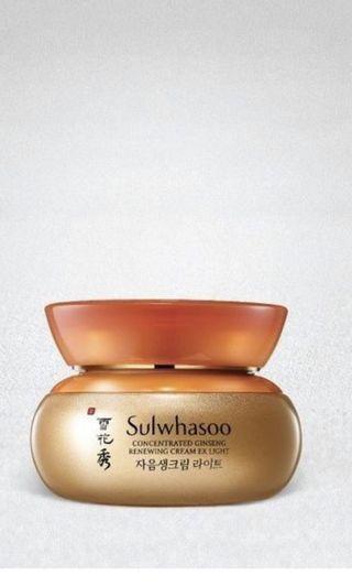 雪花秀人參面霜 60ml Sulwhasoo Concentrated Ginseng Renewing Cream EX Light