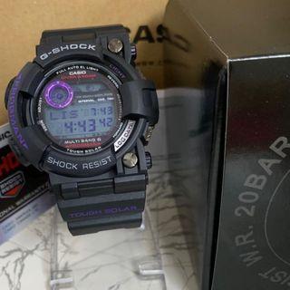 G-Shock Frogman Purple
