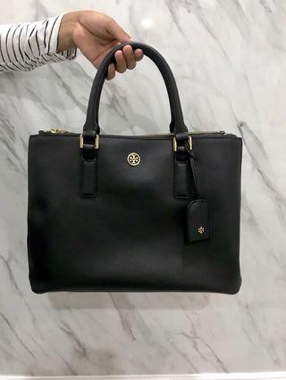 AUTHENTIC Tory burch tote, good condition