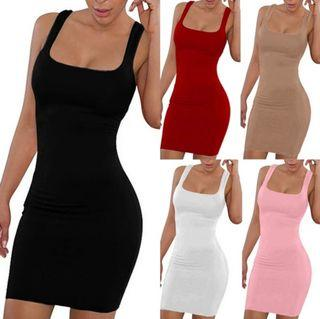Kim Kardashian Style Bodycon Dress 1 Till 5XL