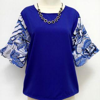 💁Top fesyen blue