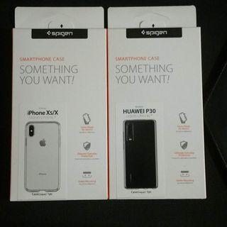 Spigen liquid crystal iphone xs/x case