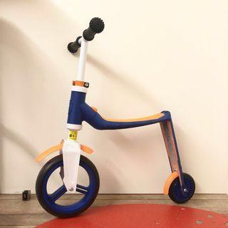 二合一 兒童滑板車及平衡車  Scootandride - Highwaybaby 2w1 scooter and bike