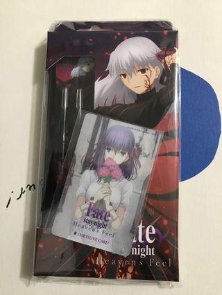日本限定 dartslive card Fate stay night 間桐櫻 飛鏢 飛鏢卡