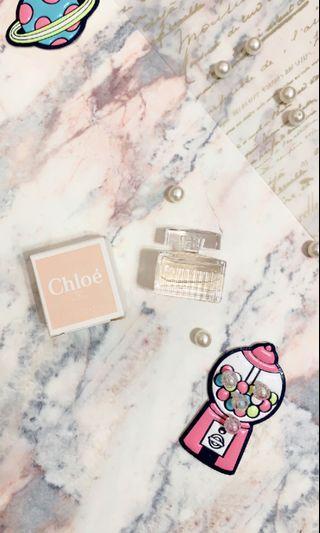 🚚 CHIOE 白玫瑰淡香水 5ml 小香