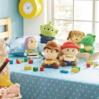 [日本代購] Toy Story Poff Moff 毛公仔