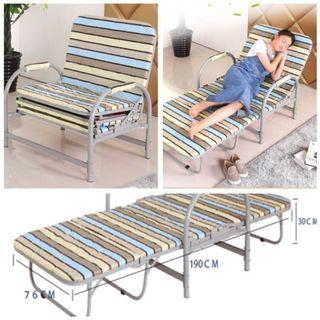 Preorder foldable bed / sofa bed / office bed / portable