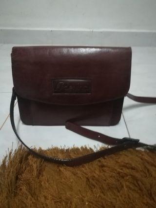 beg kulit tangan