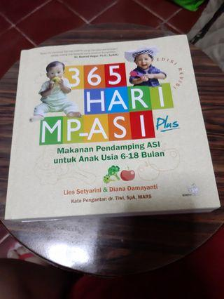 Buku 365 hari MP-ASI