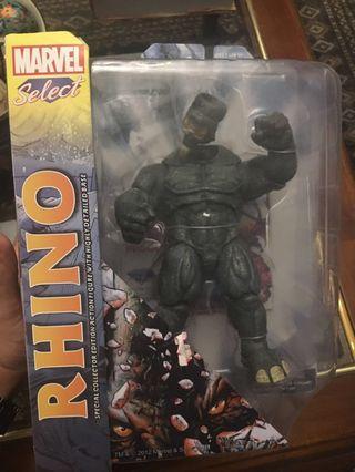 Marvel Select Rhino {Defect}