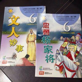 🚚 (2 books) P6 Chinese Story Books (2 Books)