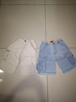 🚚 Brand Guess ∼ 2pcs Boys Shorts