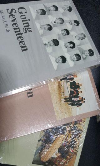 Seventeen Going Seventeen Album