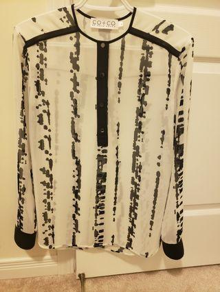 CO+CO by Coco Rocha Blouse size 2
