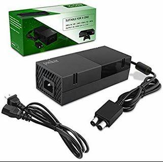 Xbox One Power Supply Xbox one Power Brick Power Box Block Replacement Adapter AC Power Cord Cable for Microsoft Xbox One