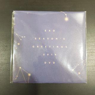 EXO'S Season Greetings 2019 DVD