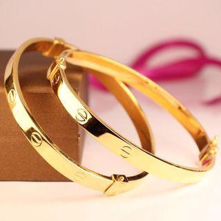 a6bc84874 gold bangle 916 | Jewellery | Carousell Singapore