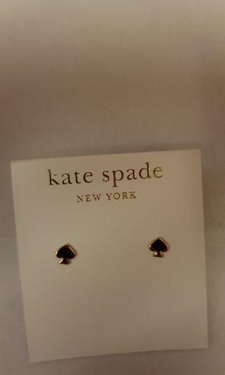 🚚 Kate Spade signature spade earrings