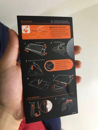 Spigen iPhone 8 / 7 Plus GLAStR SLIM