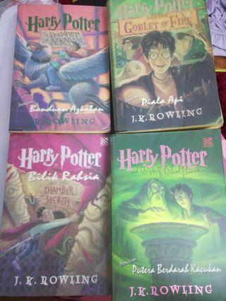 Harry Potter Melayu