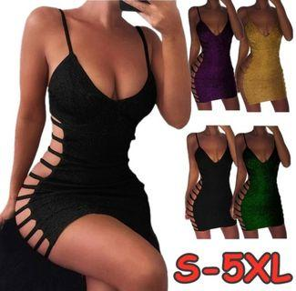 Kim Kardhashian Party Body Con Dress Style 3 Till 5XL