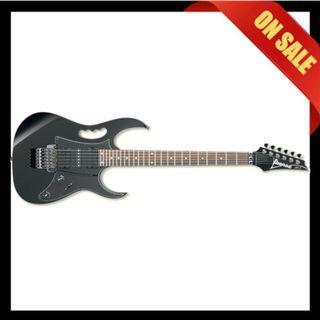 [LAST CALL] Ibanez Electric Guitar: JEM JR (Black) with Hard Case, Bag, and Picks (U.P. $1,020)