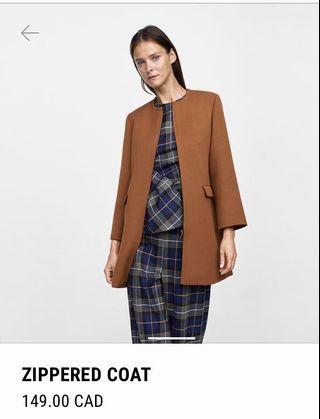 Zara Coat - XS