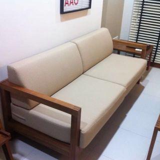 Almost new Scanteak Enkel 3seater Sofa