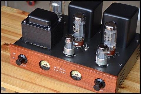 EL34/6L6 tube amplify